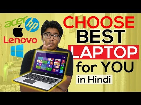 How to CHOOSE the BEST LAPTOP for YOU? Perfect LAPTOP BUYING Guide! 5 Things to LOOK! [Hindi]
