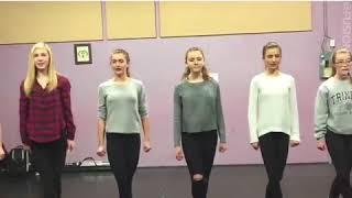 Canadian Troupe Irish Dancing