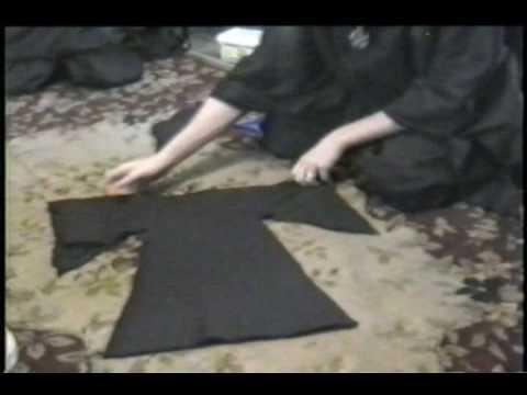 Making A Robe