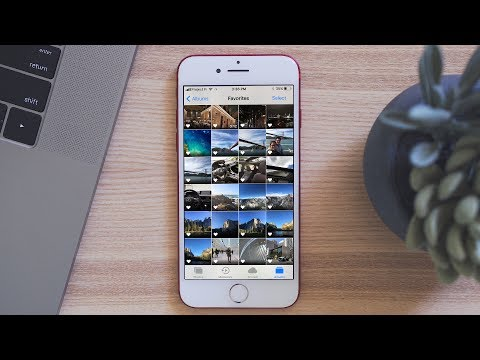 iOS 11's Updated Photos and Camera App