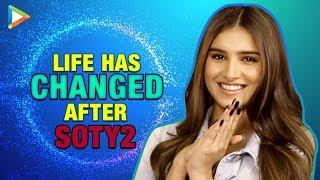 Tara Sutaria On Marjaavaan & RX100 | Dealing with People's Expectations | Excited For Next Year