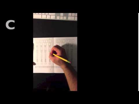 Alto Recorder Fingering Chart Introduction