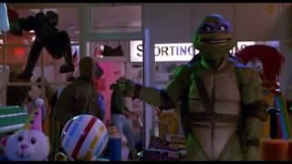 Opening   Teenage Mutant Ninja Turtles 2 (1991)