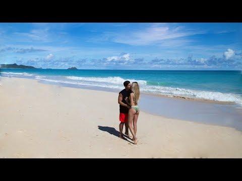 Our trip to Oahu, Hawaii! || Zak Longo & Hannah Rathbun