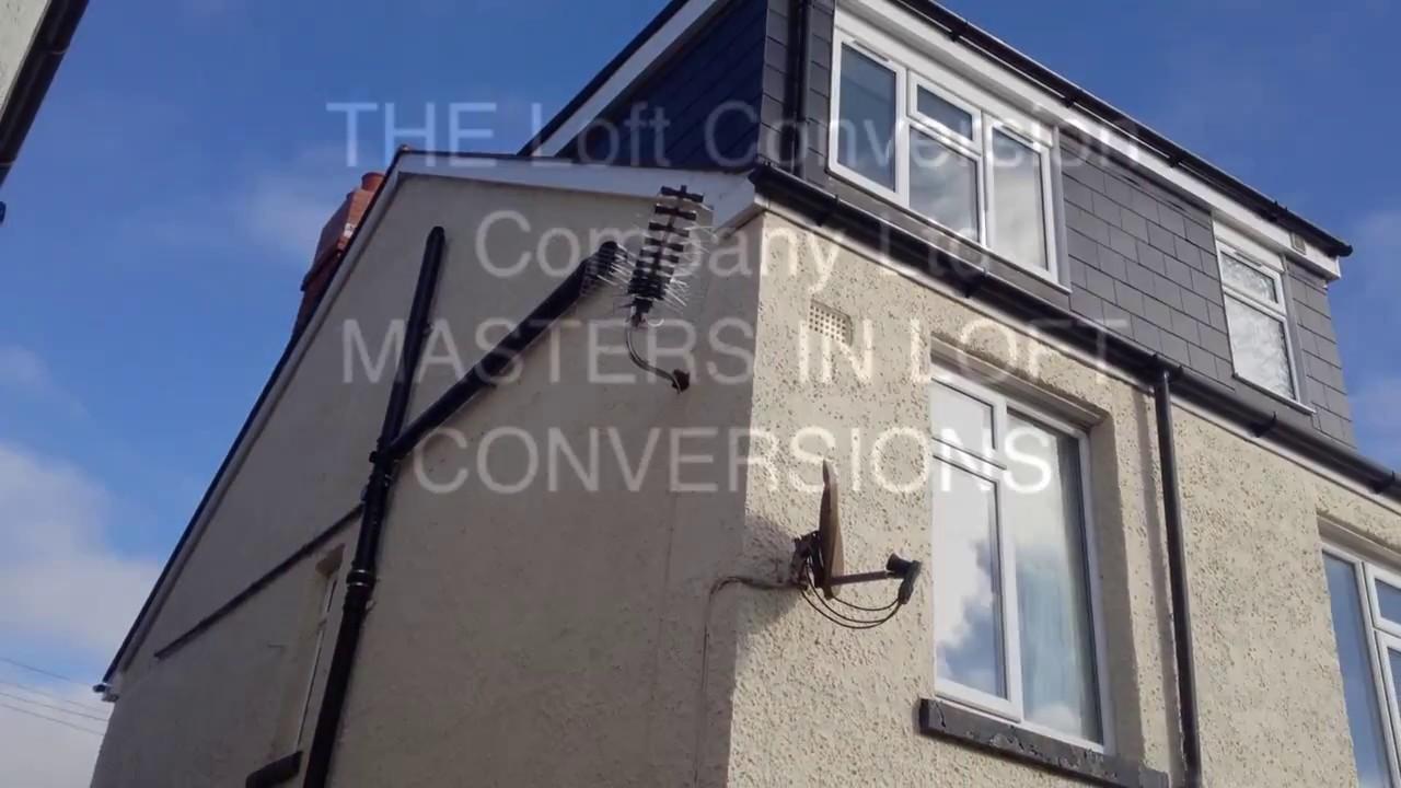 THE Loft Conversion Company Ltd