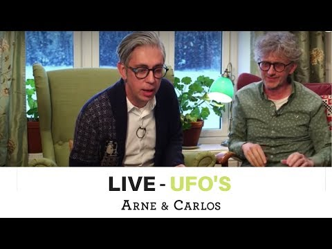Our first LIVE stream from ARNE & CARLOS - UFO's= Unfinished Object (RERUN)
