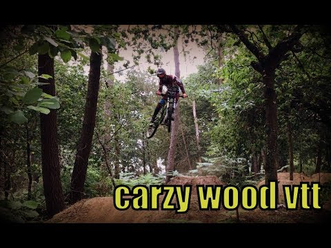 A DAY IN CRAZY WOOD VTT ! 😎 dh Bignan