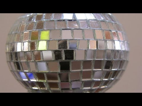 How to Spin a Disco Ball