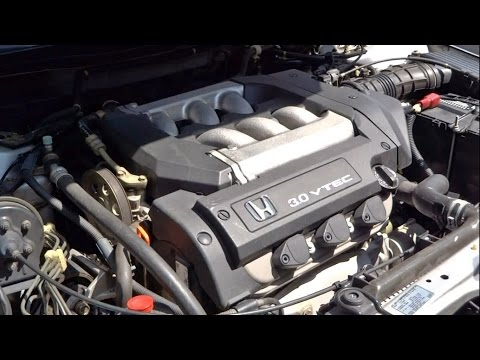 How to Replace Fuel Injectors on V6 engine (1998-2002 Honda Accord and Acura 6th gen) DIY