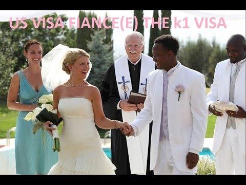 second Step for US visa fiancee the k1 visa