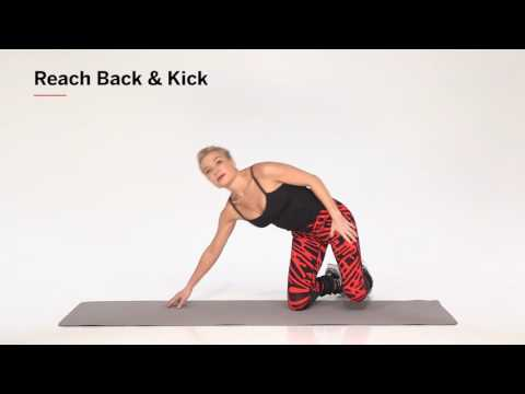 5 Butt-Toning Exercises  | Tracy Anderson | Health