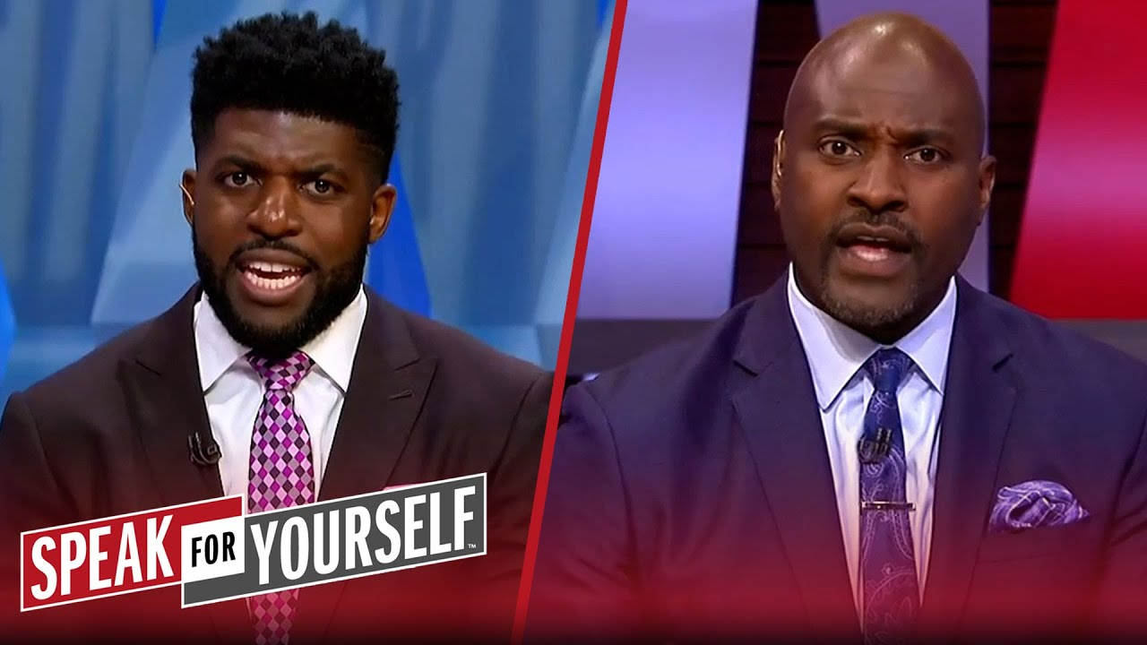 Wiley & Acho break down this season's top NFL matchups | NFL | SPEAK FOR YOURSELF