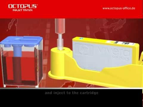 refill HP 364 Cartridge.mpg