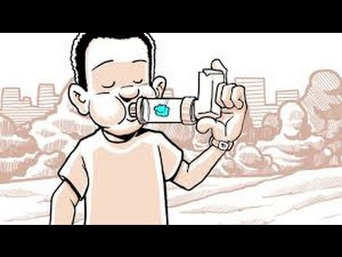 How to stop asthma naturally - causes signs and symptoms of asthma