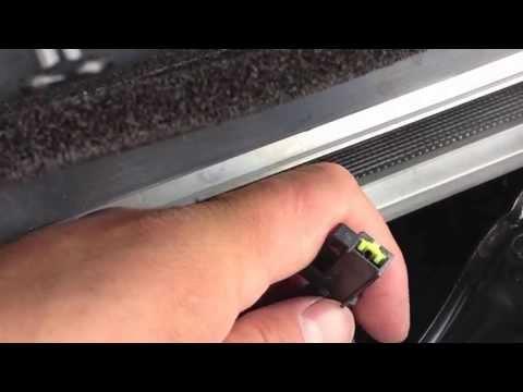 Car Horn Installation