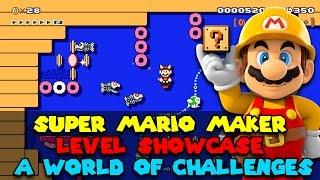 Super Mario Maker - Arcade Mario - Level by Darby Videos & Books