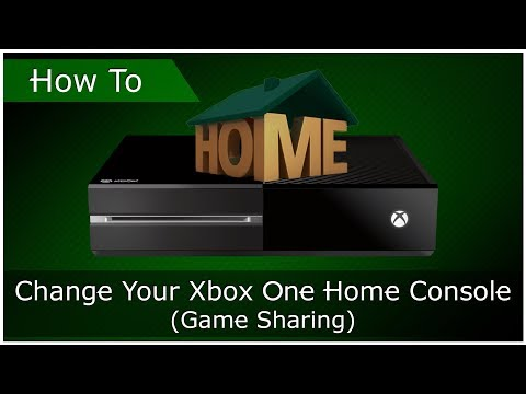 How To Game Share On Xbox One