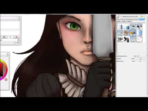 [SPEEDPAINT] Hatter's Mistress (Alice. Madness Returns)