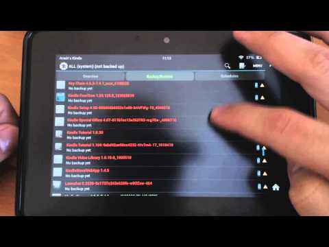 Disable Kindle Fire HD Lockscreen Ads
