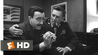 Dr. Strangelove (4/8) Movie CLIP - Water and Commies (1964) HD