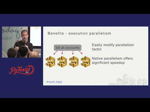 Scott Triglia - From Monolithic to Serverless with AWS Step Functions (PyTexas 2017)