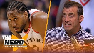 Doug Gottlieb explains why Kawhi Leonard should not sign with the Lakers | NBA | THE HERD