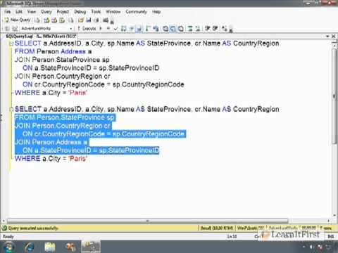 The Basics of Execution Plans and SHOWPLAN in SQL Server