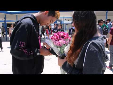 Jared's & Ashley's Prom Asking 4.18.16