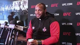 Daniel Cormier Details His Perspective of Khabib vs. McGregor Brawl  - MMA Fighting