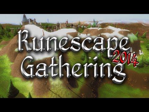 Runescape Gathering 2014 Invite!