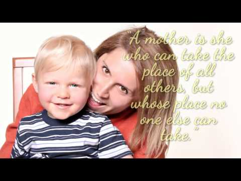 Mother's Day Inspirational Quotes & Sayings