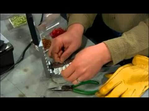Making Your Own Fishing Jigs