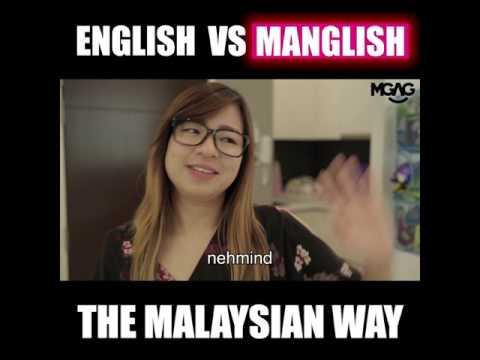 ENGLISH VS MANGLISH!!!
