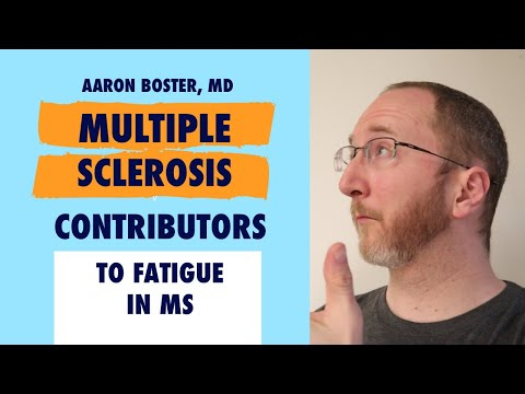 Multiple Sclerosis Fatigue: Contributors [2018]
