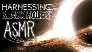 Black Hole Civilizations (Part 1): Harnessing Black Holes   Space Science ASMR