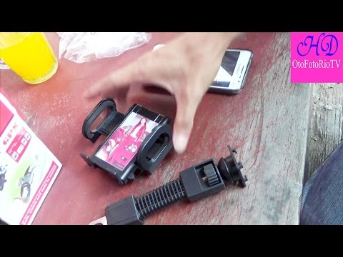 UNBOXING   MOUNTING MOTOR HOLDER CARA PAKE