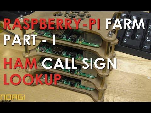 N0AGI - RASPBERRY-Pi FIRST Web Farm (Original)