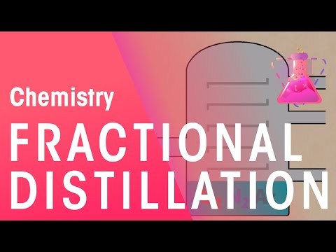 Extraction of oxygen and nitrogen from liquid air | Chemistry for All | The Fuse School