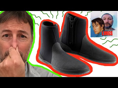 How to stop Wetsuit Boots Smelling - Stop smelly Wetsuit Boots