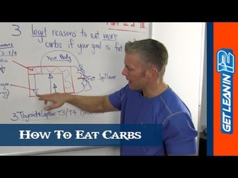 Eat Carbs To Maximize Your Fat Burning Hormones (And Avoid
