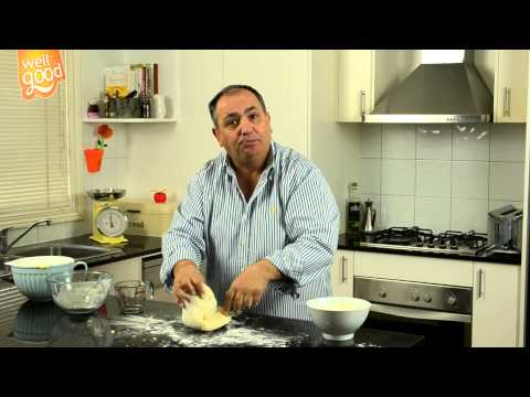 Gluten Free, Allergen Free Pastry - oven-baked pies
