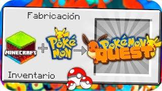 Que Pasa Si Juntas Minecraft Y Pokemon La Fusion De