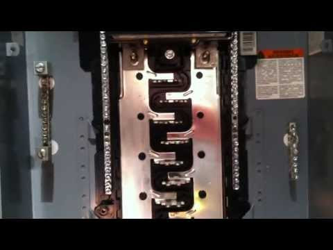 Electric Panel and power distribution basics
