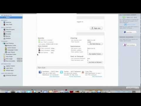 The new mackeeper update!!. Come Check it out