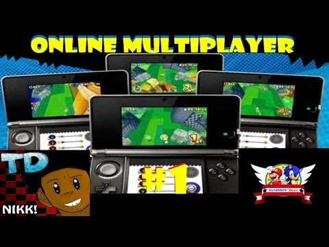 Sonic Lost World 3DS : Online Multiplayer #1 w/ Tundiam360 [Windy Hill Race/Ring Battle]