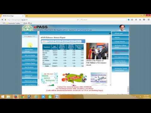 Telangana Epass Renewal Process 2016 | HowtoFill.com
