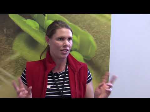 Linda Walters promotes new barley varieties due for malt accreditation, at Bendigo GRDC Updates
