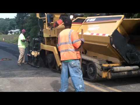 Cedar Bridge Road Paving Project -Elk Township, NJ-