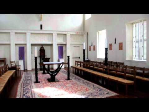 JFK's Church in Georgetown- Holy Trinity Church