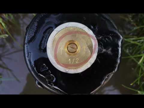 FIX THIS: How to fix a broken sprinkler head